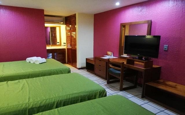 Hotel Los Andes, cómodas y acogedoras habitaciones