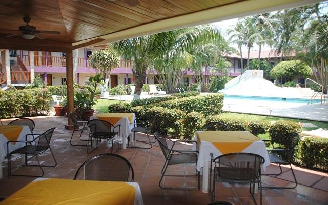 Hotel Los Andes, cuenta con salón para eventos