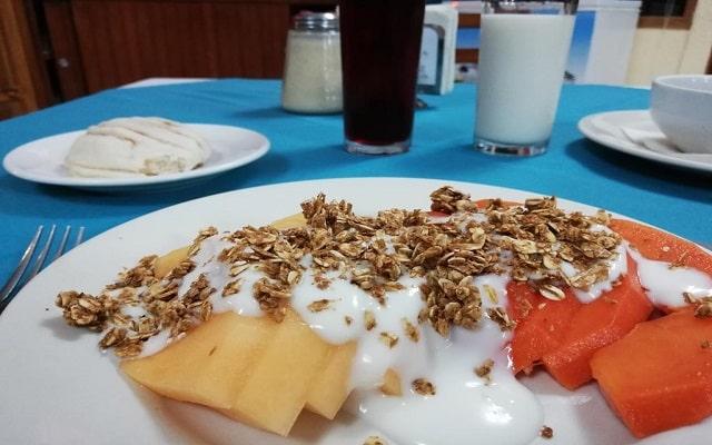 Hotel Los Andes, disfruta de la gastronomía de la región
