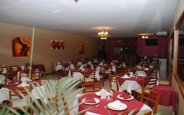 Hotel Los Andes, escenario ideal para disfrutar los alimentos