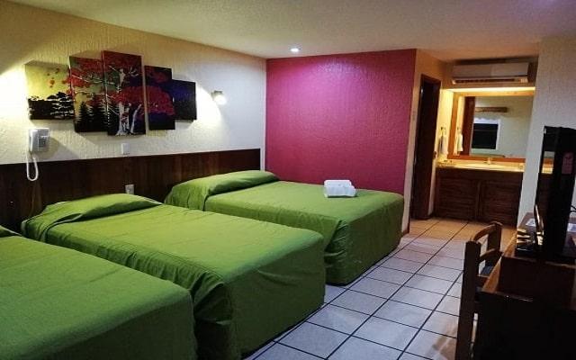 Hotel Los Andes, espacios diseñados para tu descanso