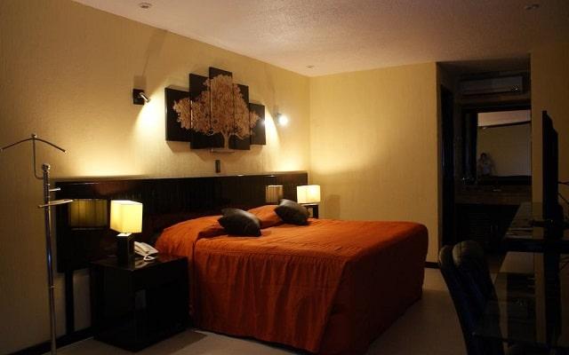 Hotel Los Andes, habitaciones llenas de confort
