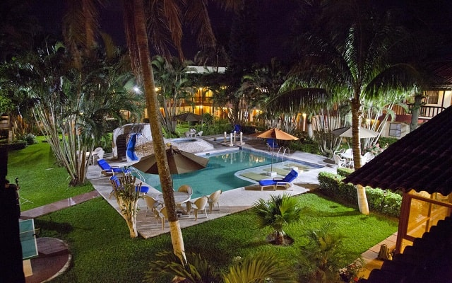 Hotel Los Andes, relájate y disfruta en su jacuzzi