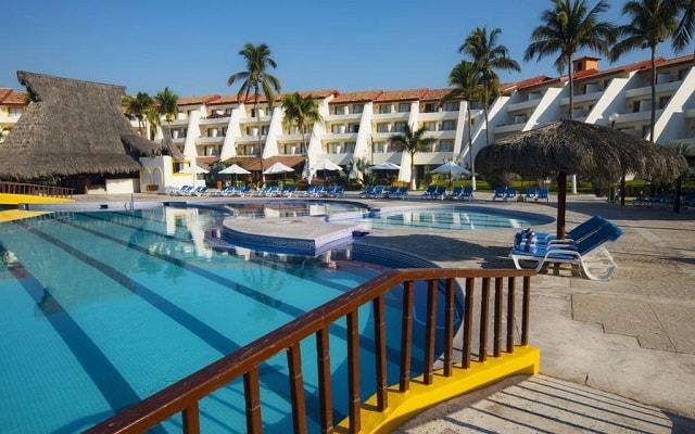 Hotel Los Ángeles Locos, disfruta de su alberca al aire libre