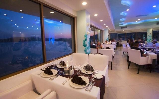 Hotel Los Ángeles Locos, gastronomía de calidad