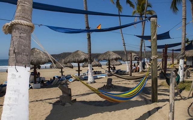 Hotel Los Ángeles Locos, disfruta la playa