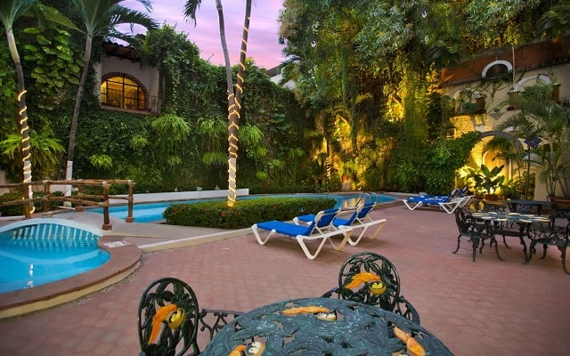 Hotel Los Arcos Suites Vallarta Centro, cómodas instalaciones