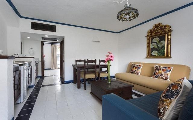 Hotel Los Arcos Suites Vallarta Centro, ambientes llenos de confort