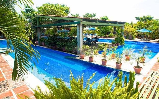 Hotel Los Arroyos Verdes en Bucerías