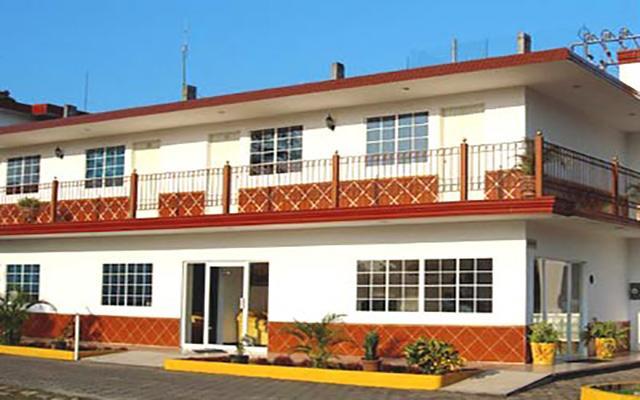Hotel Los Cedros en Boca del Río