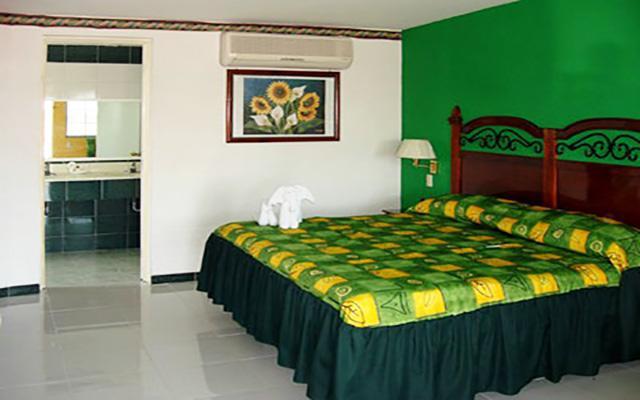 Hotel Los Cedros, habitaciones cómodas y acogedoras