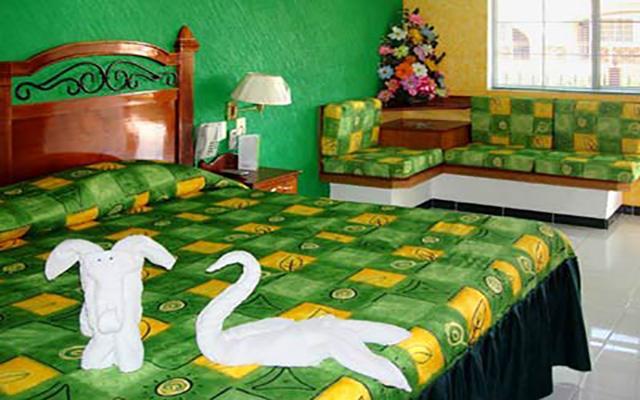 Hotel Los Cedros, habitaciones bien equipadas