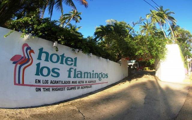 Hotel Los Flamingos en Zona Tradicional