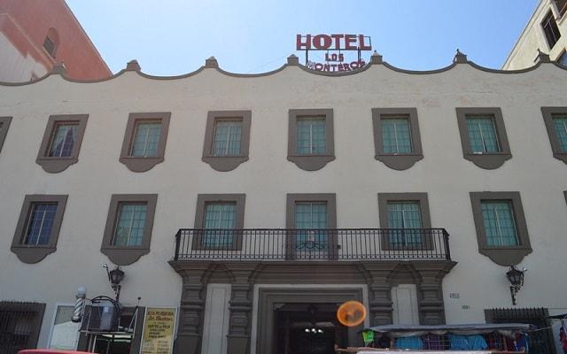 Hotel Los Monteros en Ciudad Victoria