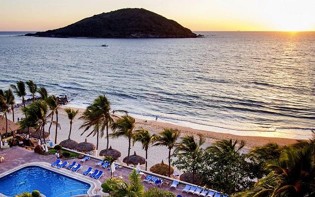 Hotel Luna Palace Mazatlán, atardeceres inolvidables