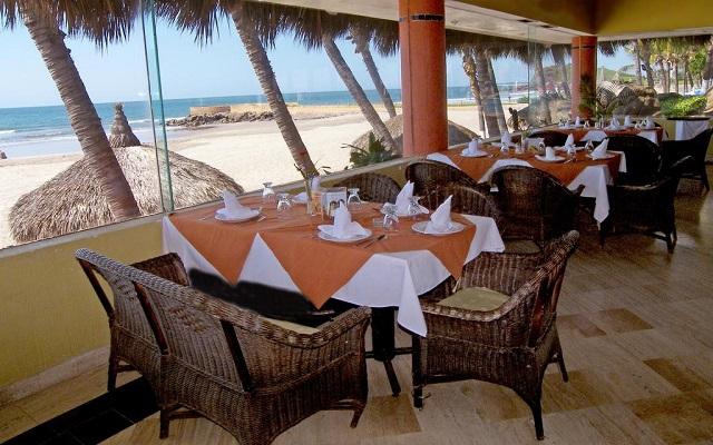 Hotel Luna Palace Mazatlán, Restaurante Eclipse