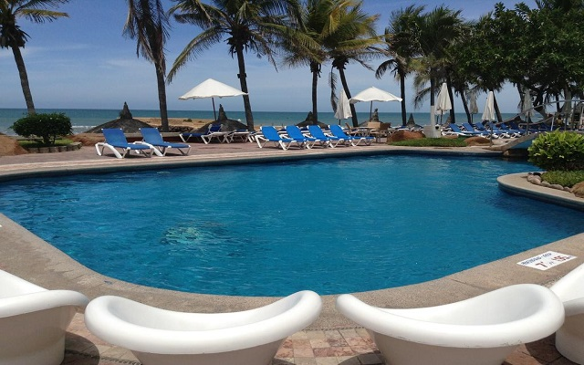 Hotel Luna Palace Mazatlán, sitios diseñados para ti