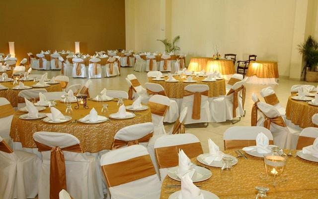 Hotel Luna Palace Mazatlán, espacios acondicionados como lo requieras