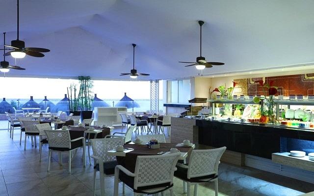Hotel Luxury Bahía Príncipe Akumal, ambiente agradable