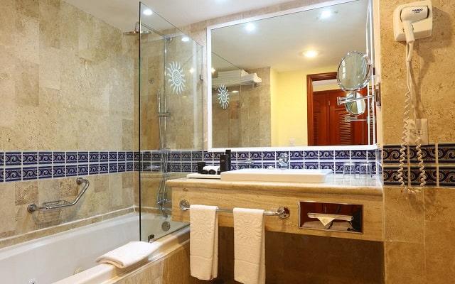 Hotel Luxury Bahía Príncipe Akumal, amenidades de calidad