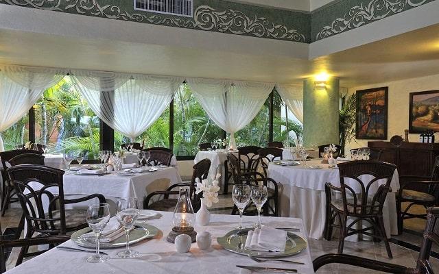 Hotel Luxury Bahía Príncipe Akumal, buena propuesta gastronómica