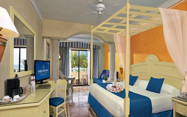 Hotel Luxury Bahía Príncipe Akumal, habitaciones con todas las amenidades