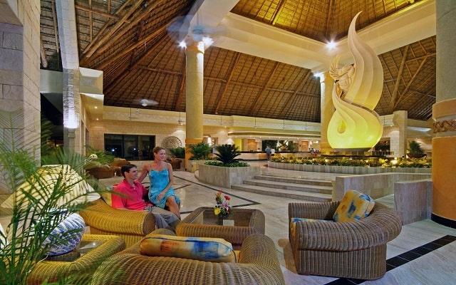 Hotel Luxury Bahía Príncipe Akumal, buen servicio