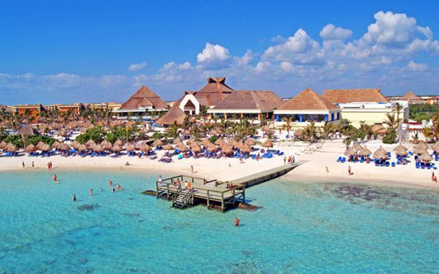 Hotel Luxury Bahía Príncipe Akumal, buena ubicación