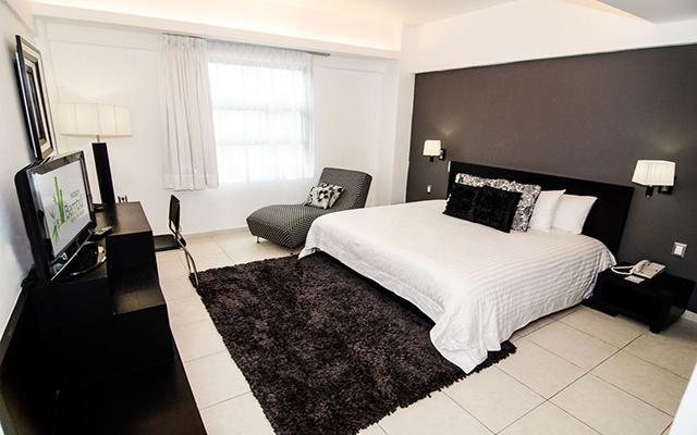 Maison Bambou Hotel Boutique, habitaciones bien equipadas