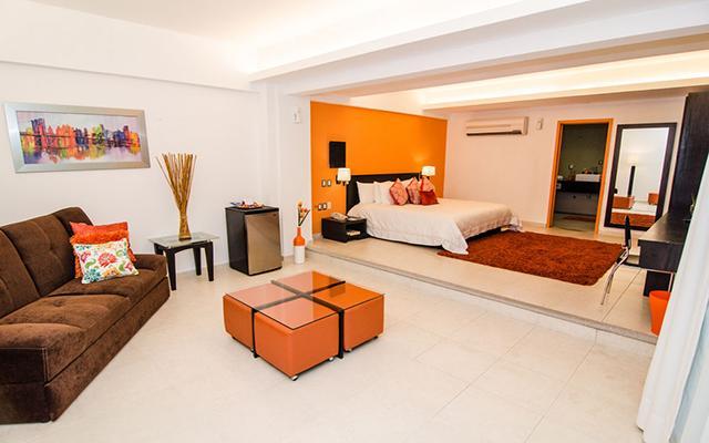 Maison Bambou Hotel Boutique, habitaciones con todas las amenidades