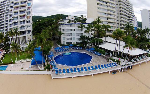 Acapulco Malibú en Zona Dorada