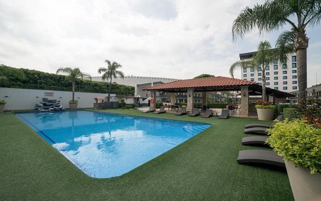 Hotel Malibú, espacios acondicionados para tu descanso
