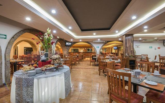 Hotel Malibú, empieza tu día con un rico desayuno