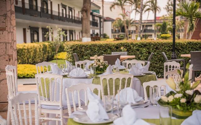 Hotel Malibú, equipamiento de lujo