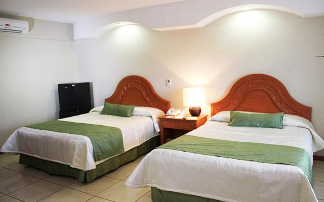 Hotel Malibú, habitaciones con todas las amenidades