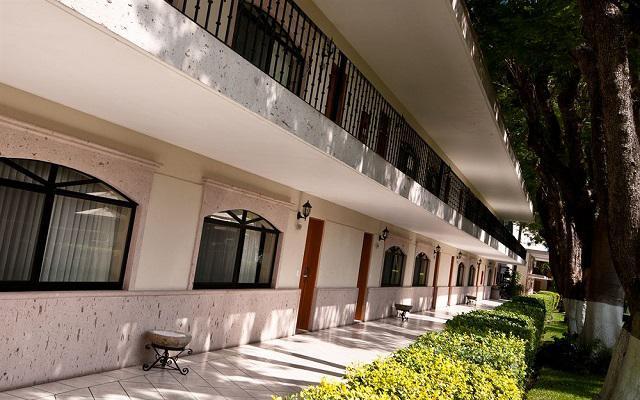 Hotel Malibú, instalaciones limpias y acogedoras