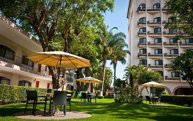 Hotel Malibú, muy buena ubicación