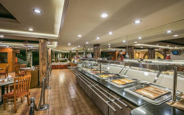 Hotel Malibú, rica propuesta gastronómica