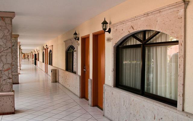 Hotel Malibú, instalaciones diseñadas para brindarte confort