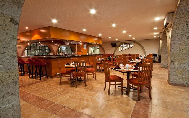 Hotel Malibú, Restaurante La Fuente