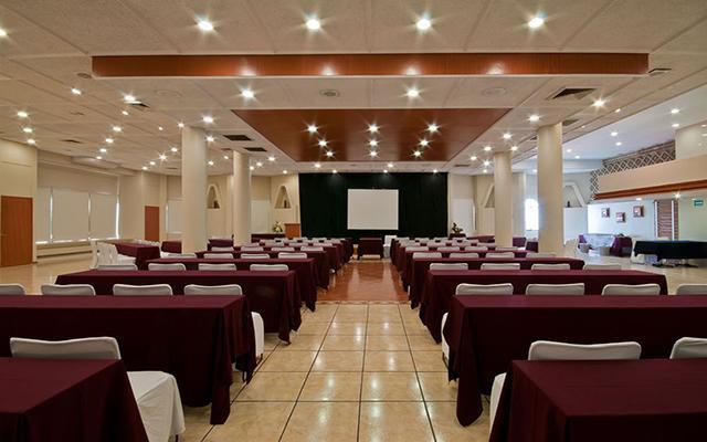 Hotel Malibú, sala de reuniones