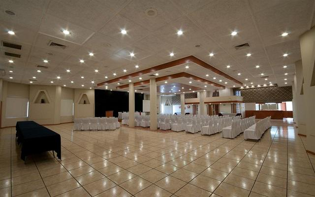 Hotel Malibú, salones acondicionados para tu evento