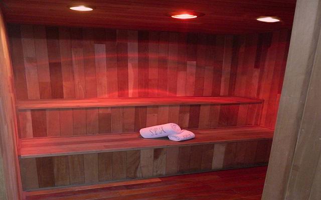 Hotel Malibú, relájate en el sauna