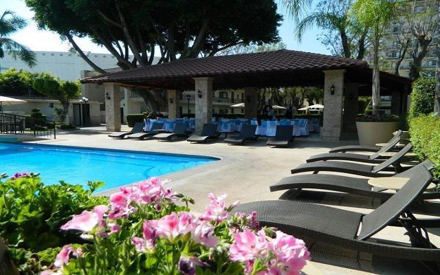 Hotel Malibú, ambientes únicos para tus celebraciones