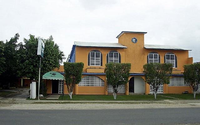 Hotel Mallorca en Palenque