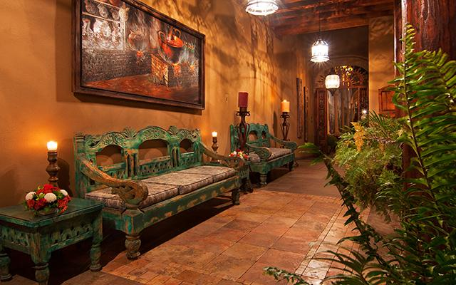 Hotel Mansión de los Sueños, cómodas instalaciones