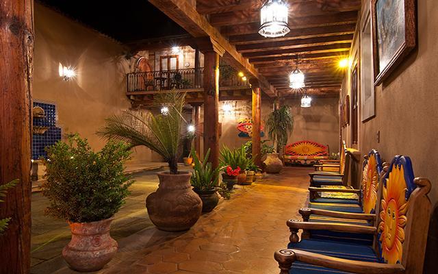Hotel Mansión de los Sueños, ambientes agradables