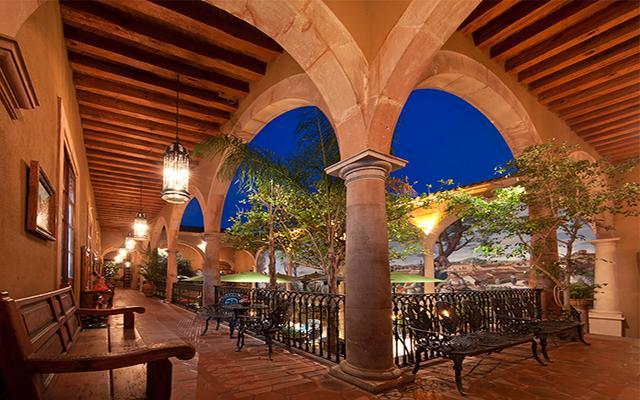 Hotel Mansión de los Sueños en Pátzcuaro