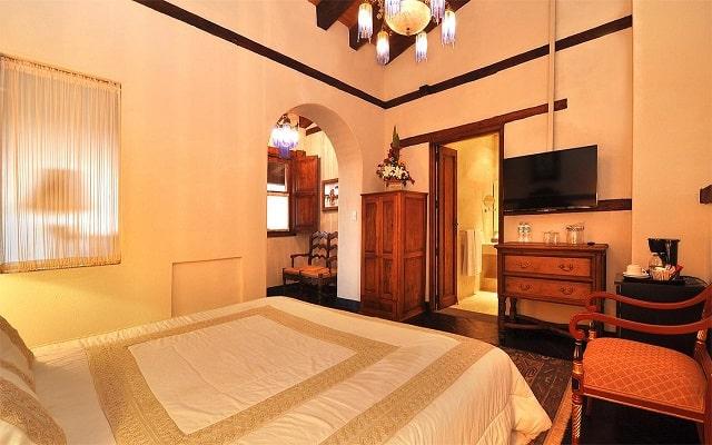 Hotel Mansión de los Sueños, habitaciones bien equipadas
