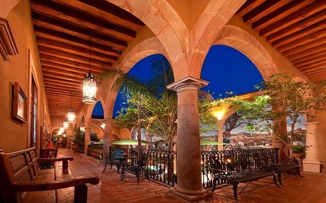 Hotel Mansión de los Sueños, escenarios fascinantes